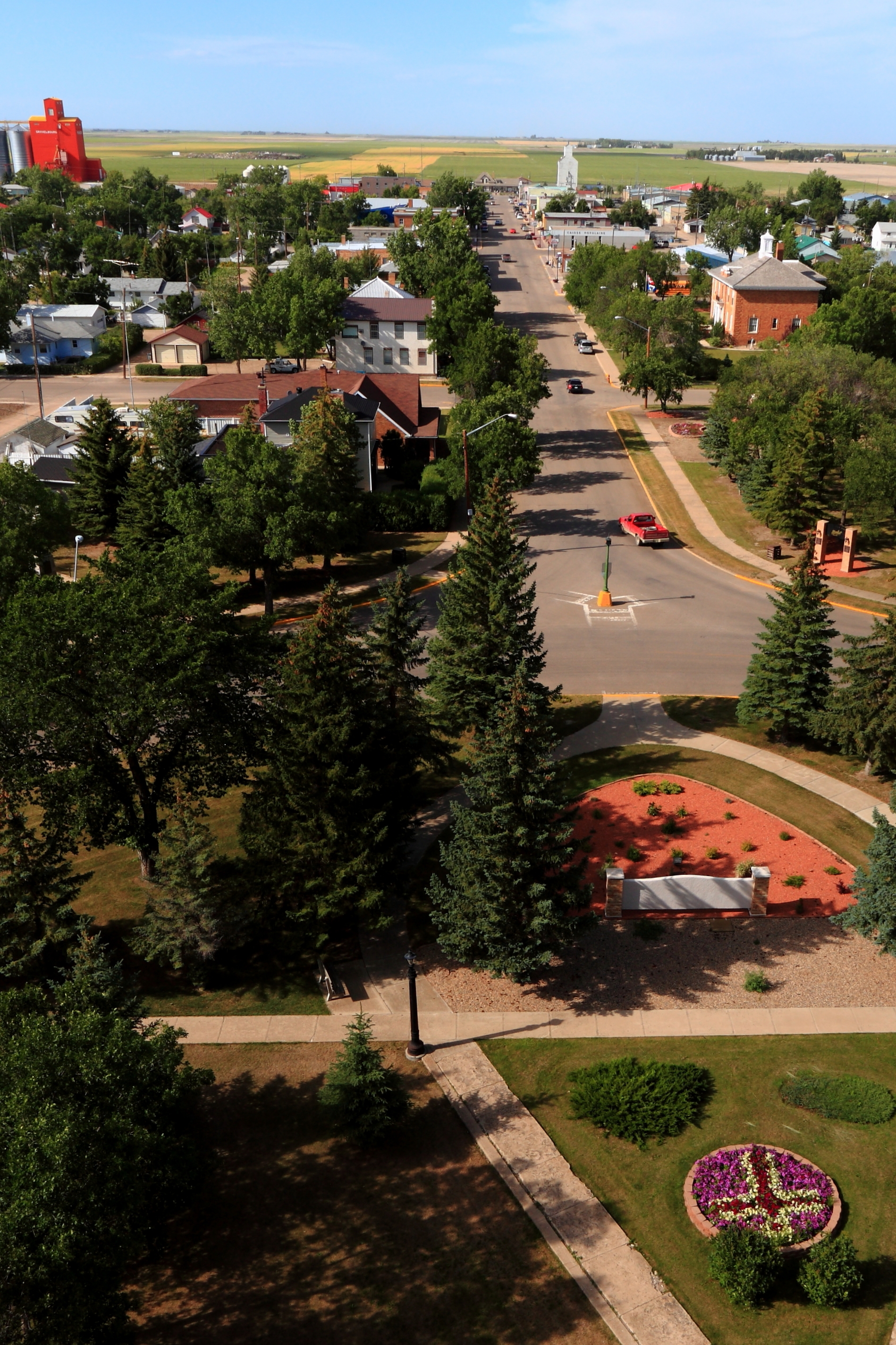 Village de Gravelbourg photo: Daniel Paquet